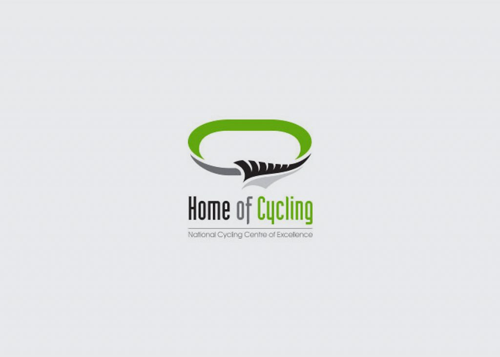 home of cycling logo